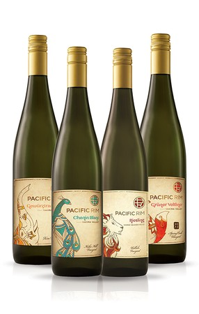 Pacific Rim Single Vineyard Tasting Pack